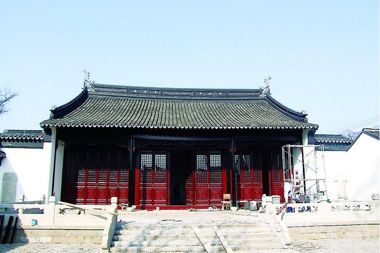 泰伯庙旅游