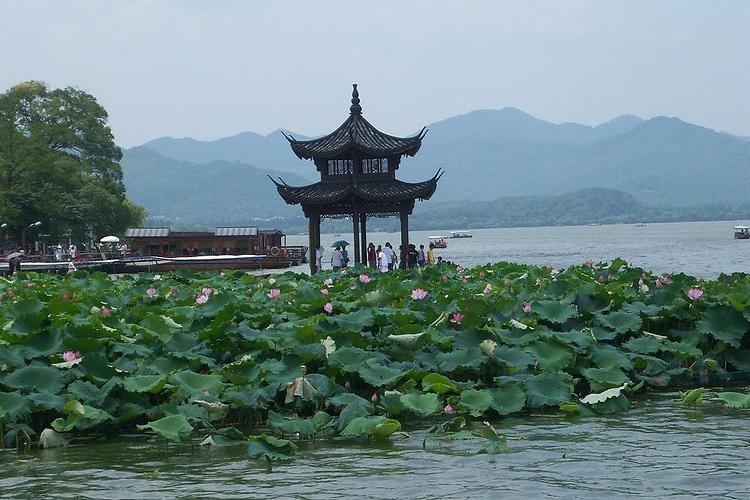 惠州西湖旅游