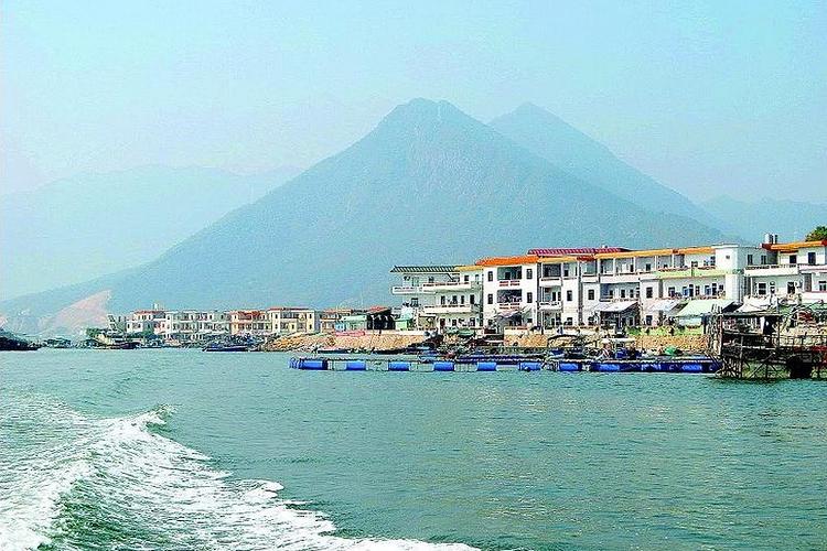 东升岛旅游度假村旅游