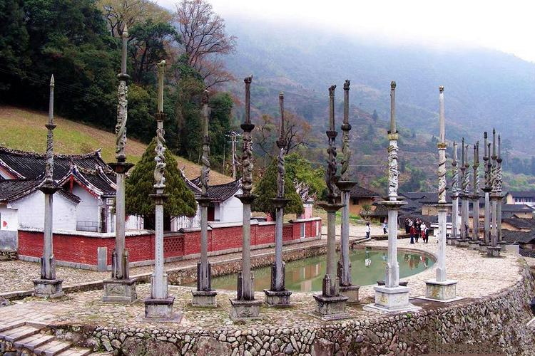 塔下村旅游