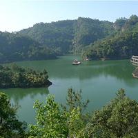 连城九龙湖