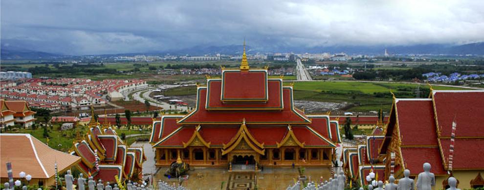 西双版纳勐泐文化旅游区  第2张