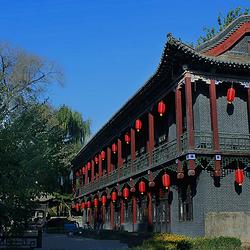 山西晋祠博物馆