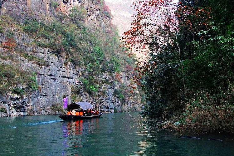 巫山小小三峡旅游