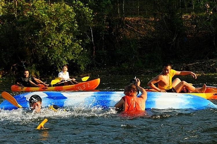 南腊河野趣漂流度假区旅游