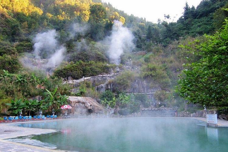 苍山国家地质公园旅游
