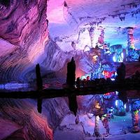 桂林七星景区七星岩