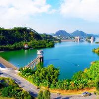 茂名玉湖风景区