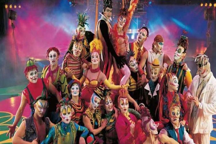 南昌马戏艺术节旅游