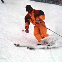 阿尔山滑雪场