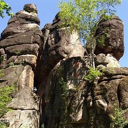 汤旺河国家公园林海奇石风景区