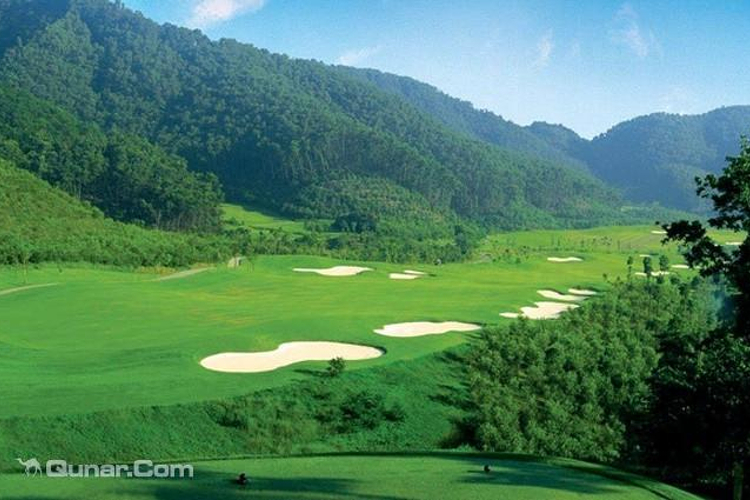 观澜高尔夫球场旅游
