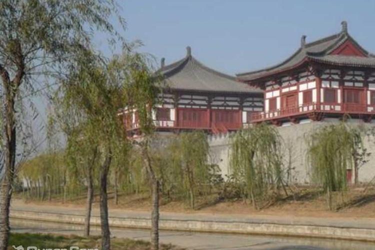 定鼎门遗址博物馆旅游