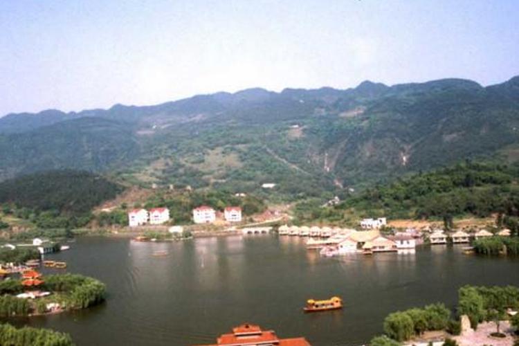 白云湖旅游