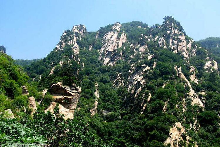 天池峡谷旅游
