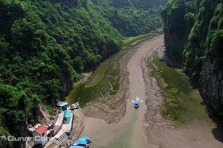 下牢溪大峡谷旅游