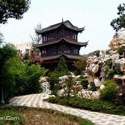 泰州凤城河日涉园
