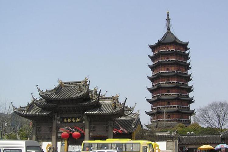 甲辰巷砖塔旅游