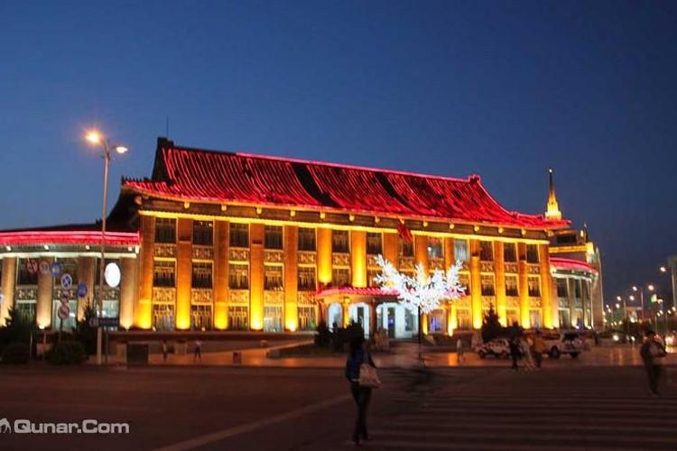 黑龙江民族博物馆旅游