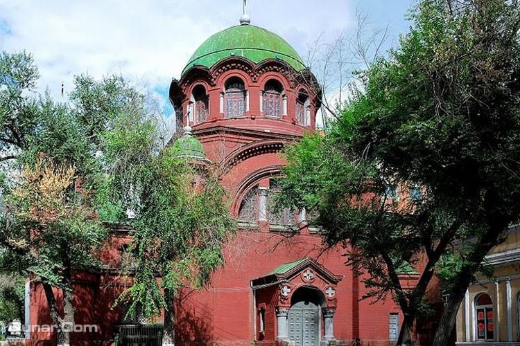 东正教圣母守护教堂旅游