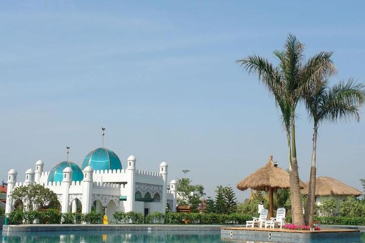 徐州乐园加勒比水世界旅游