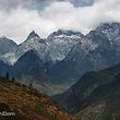 梅里雪山北坡