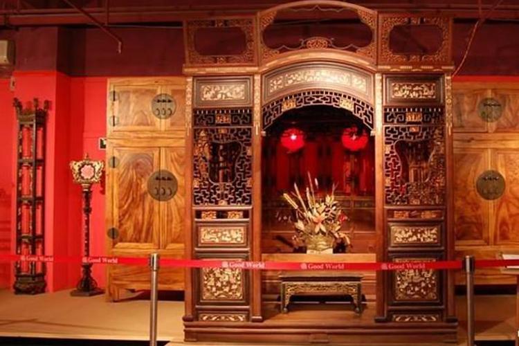 惠州冠和博物馆旅游