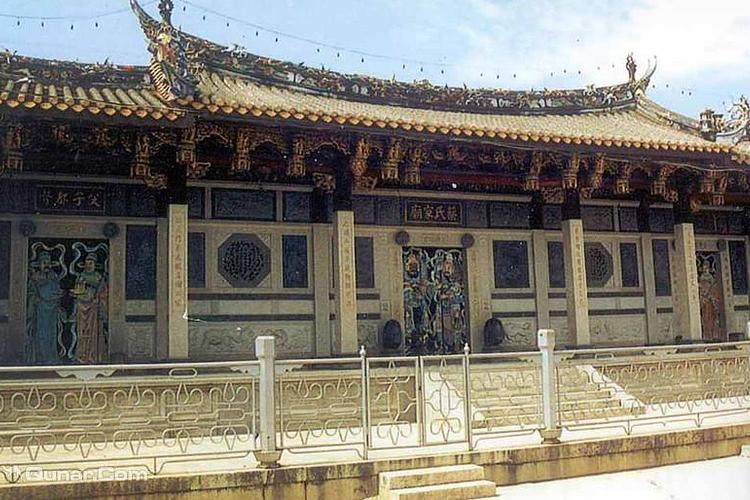 蔡氏家庙旅游