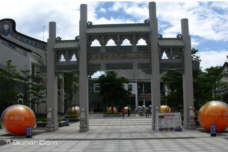 天后宫岭南民俗文化街旅游