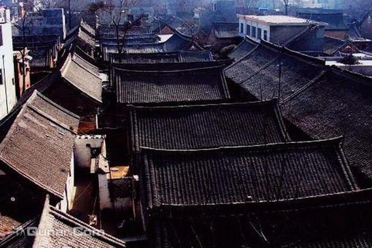 青城古镇旅游