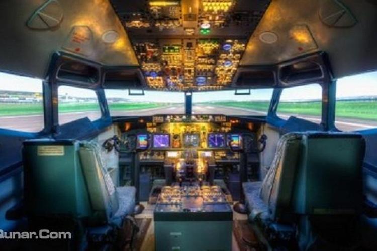 飞控通航模拟机体验中心旅游