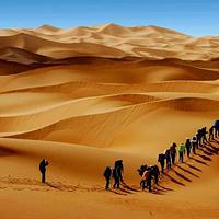 库布齐神光响沙旅游区