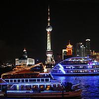 东方明珠码头·黄浦江游船