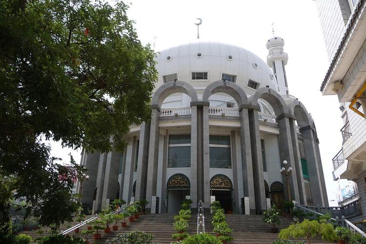 西关清真寺旅游