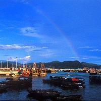 闸坡中心渔港