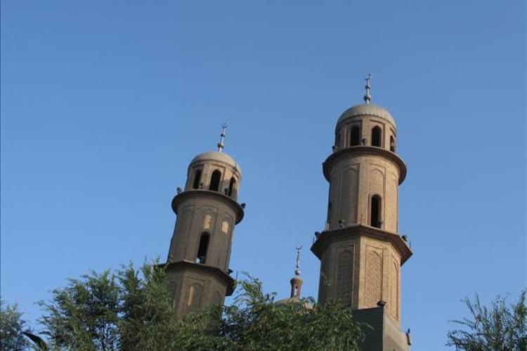 嘉兴清真寺旅游