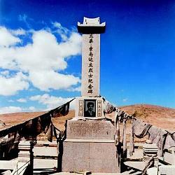 杰桑·索南达杰纪念碑