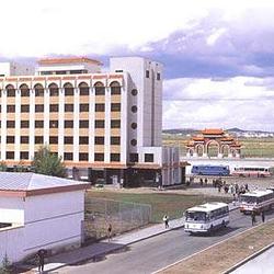 中俄互市贸易旅游区