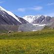 喀尔里克冰川