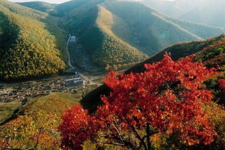 翠云山旅游