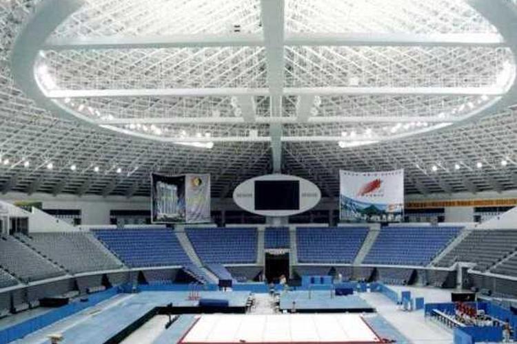 广州体育馆旅游