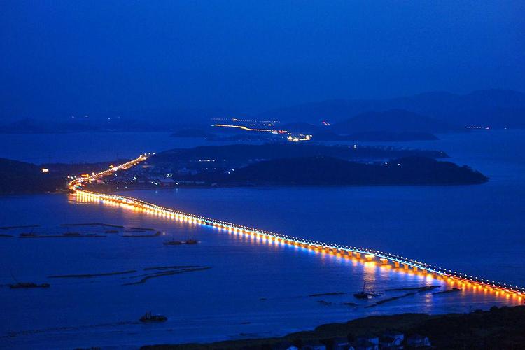 太湖大桥旅游