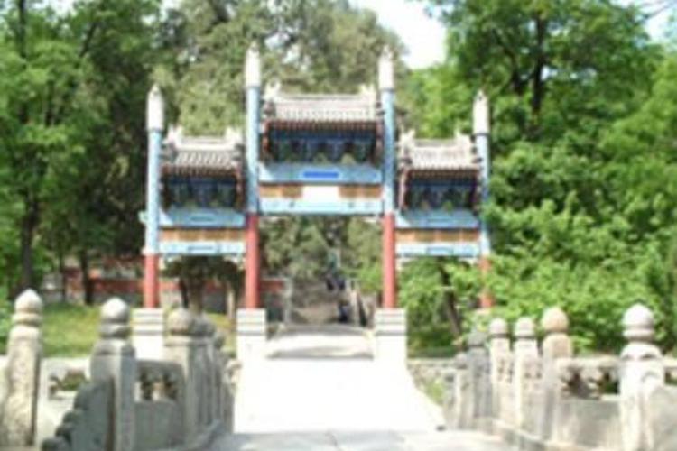 香山寺旅游