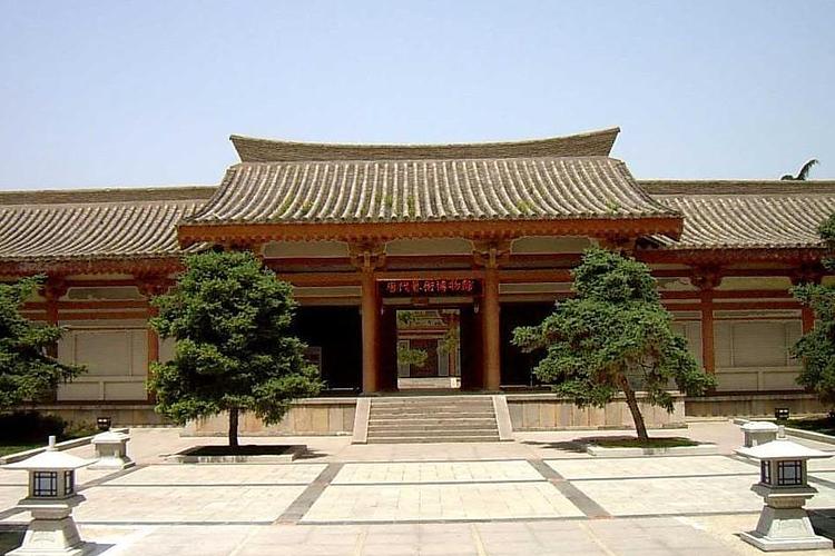 唐代艺术博物馆旅游