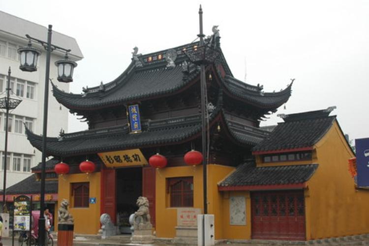 苏州城隍庙旅游