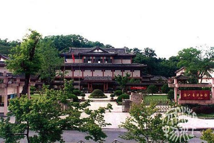 浙江省博物馆旅游