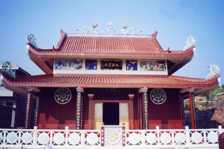 三清殿旅游