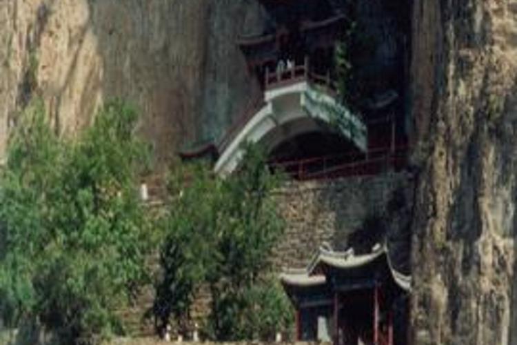 苍岩宫旅游