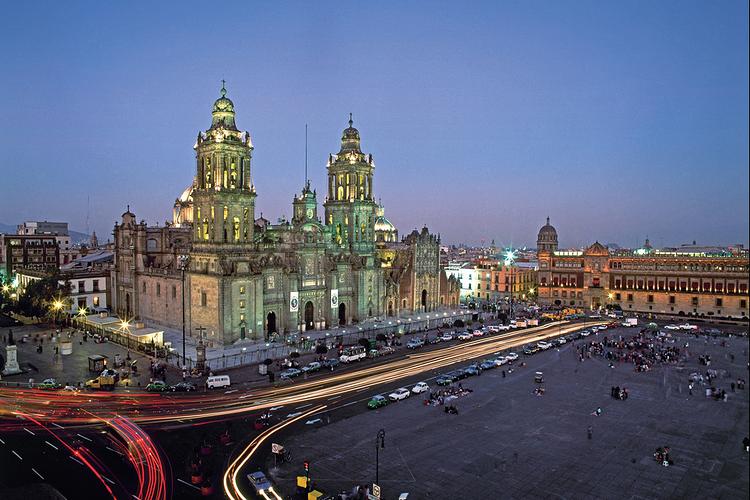 墨西哥旅游