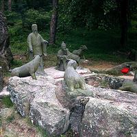 叱石岩风景区